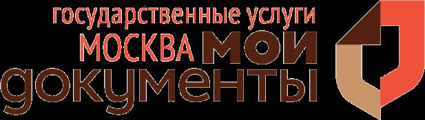Логотип МФЦ Москвы