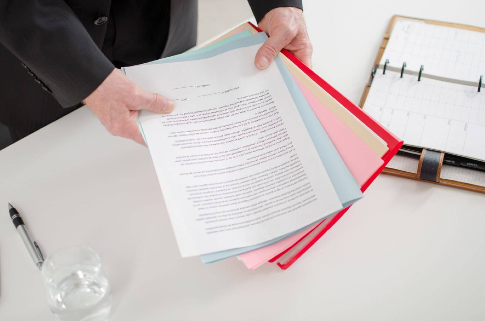 Пакет документов для получения справки об отсутствии судимости